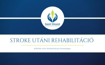 Stroke utáni rehabilitáció